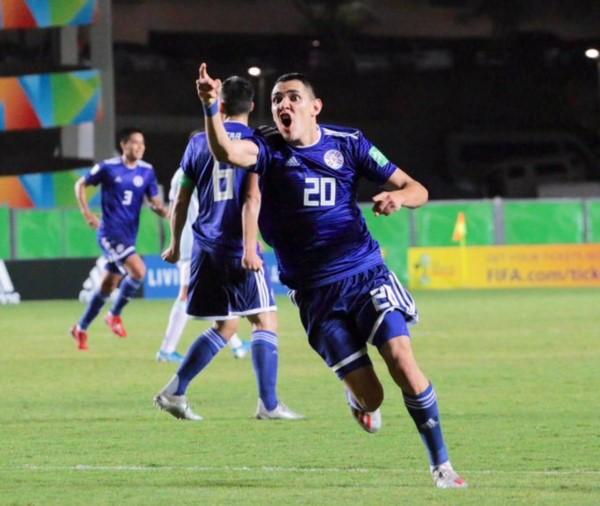 Paraguay se levantó de una desventaja de 0-2, su próximo rival será Holanda.