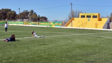 Por los sucesos de público conocmiento ocurridos ayer en Rawson, no hubo fútbol  oficial en El Tehuelche.
