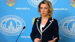 María Zajarova dejó absolutamente en claro la posición del Kremlin en Latinoamérica.