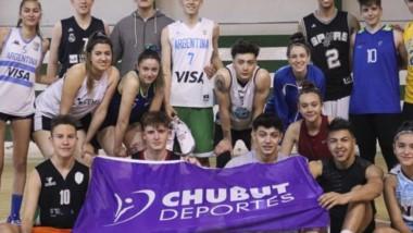El básquet chubutense sueña con hacer un buen papel en La Pampa, tanto en varones como en mujeres.