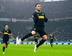 Doce goles en 12 partidos. Lautaro Martínez y un presente difícil de describir.