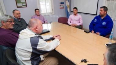 Seguridad. El encuentro que se realizó entre Guardia Urbana y Turismo fue por el tema seguridad.