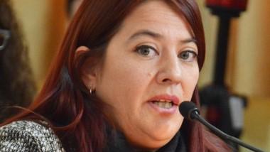 Idea. La concejal Rossi explicó cómo la es iniciativa que impulsa.