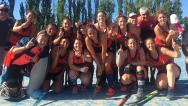 Las chicas de Puerto Madryn, campeonas del año en la Asociación del Valle, ahora ganaron el 4 Provincias.