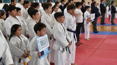 Comenzó en Comodoro el tercer torneo Regional Patagónico de Karate.