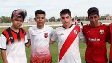 """Cinco jugadores del """"Rojinegro"""" fueron observados por personal de Rosario Central el pasado viernes."""