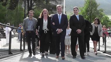 Puente al futuro. Pogliano y sus concejales rumbo a los próximos 4 años de gestión.