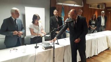 Nueva gestión. Maglione jura al frente del organismo que selecciona, evalúa y sanciona a los magistrados.