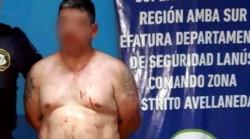 Buscan determinar si el detenido manejaba borracho. (Foto: gentileza Infobae).