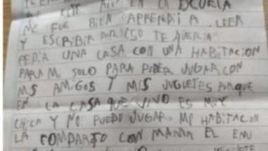 Tiago y una carta que conmueve