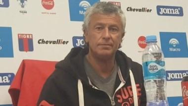 """""""Pipo"""" Gorosito: """"Nosotros el sábado vamos a plantear un equipo para ganar, estamos bien y confiamos en nuestra fuerza""""."""