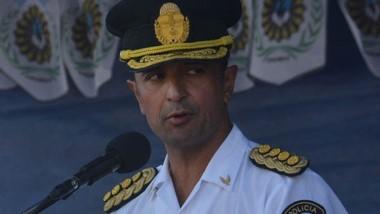 Comisario general Miguel Gómez y un balance del 2019 satisfactorio.