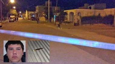 El barrio Don Bosco de Puerto madryn fue el escenario del episodio sangriento con un fatal desenlace.