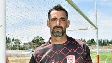Alejandro Giardino es el único jugador que participó de los cuatro títulos recientes de Huracán.