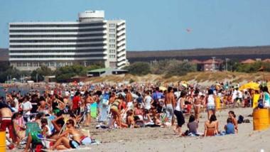 Con calor. La costa madrynense volverá a ser protagonista del verano.