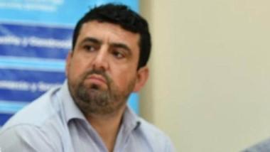 Miguel Larrauri, presidente de la Cámara de Comercio de Rawson