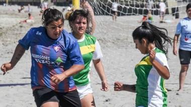 Chelsea y AFO fueron los campeones del torneo relámpago playero.