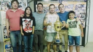 Pirola se quedó con el primer puesto una vez más, logrando su séptimo título. Segundo fue Balladares.