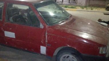 Operativo. El vehículo quedó secuestrado por irregularidades.