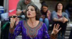Sandra Díaz, orgullo de la ciencia argentina, nos canta la justa...