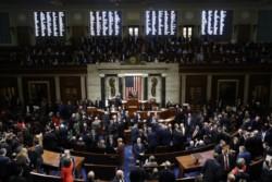 Sin ninguna posibilidad de éxito en el Senado, llevar a juicio al presidente Trump es una jugada de alto riesgo para los demócratas.