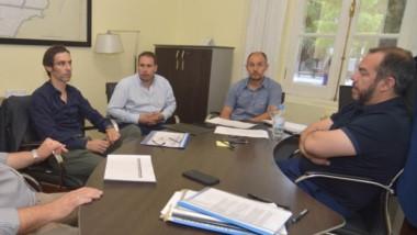 Cumbre. Autoridades municipales y provinciales buscan un acuerdo para desendeudarse con el ISSyS.