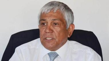 Oscar Currilén, intendente de El Maitén.