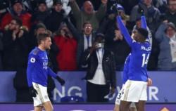 Leicester es la primera vez que ganan 6 partidos en 1ra. división de manera consecutiva desde que ganaran 7 en marzo de 1963.