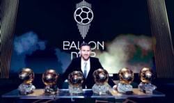 Messi, el mejor del año en desempeño individual y el Balón de Oro es un premio individual.
