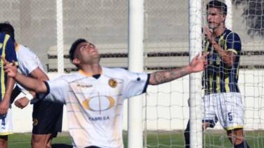 Alejo Distaulo, autor de un doblete contra Juventud Unida de San Luis, habló sobre el presente del equipo.