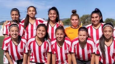 El equipo Sub 14 de Racing Club de Trelew perdió en cuartos de final ante su homónimo de Avellaneda.