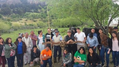 El sábado se realizó en Alto Río Percy la reunión entre las comunidades interesadas en el turismo  rural.