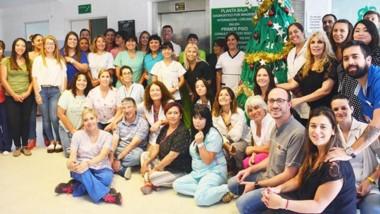 Las autoridades del Hospital Zonal brindaron un preciso informe de la tarea desarrollada durante el año 2019.