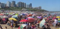 Las reservas de hoteles para la primera semana de enero en la ciudad de Mar del Plata supera el 90 por ciento.