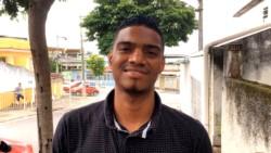 Patrick do Céu, de 20 años, fue el hombre que se llevó los aplausos.