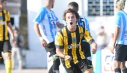 Facundo Pellistri, el próximo uruguayo después de Nandez, que fue recomendado por Lucas Viatri, compañero en Peñarol.