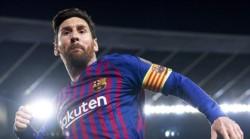 Lionel Messi pasará el fin de año como único goleador de la Liga de España.