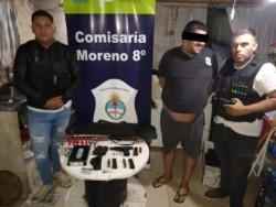 El presunto tirador que hirió a la chica de 14 años fue detenido. Se llama José Alberto Pinto Barreto (60), alias
