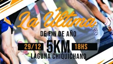 A partir de las 18hs en la Laguna Chiquichano, comenzará la competencia.