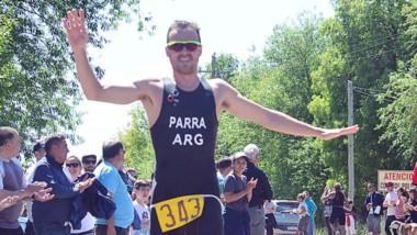 Facundo Parra encabeza las posiciones en el Campeonato Patagónico.