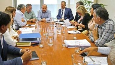El ministro Antonena fue a explicar los principales puntos del Presupuesto 2020 que elevó el Ejecutivo.