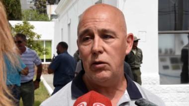 Funcionario Luis Báez, subsecretario de Prevención Ciudadana.