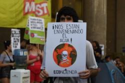 Organizaciones ambientalistas presentaron un escrito ante la Secretaría de Minería de la Nación denunciando que