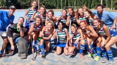 """Las """"Cebritas"""" se quedaron con el primer puesto en el torneo """"4 Provincias"""" que se desarrolló el pasado fin de semana en la provincia de Neuquén."""