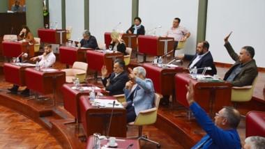Recinto histórico. Sólo resta una sola sesión mañana para la actual conformación de la Cámara.