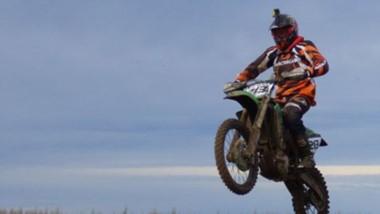 Sebastián Bianchi, quien integra la subcomisión Enduro del Valle, se está preparando para ser partícipe de la competencia el 14 y 15 de diciembre.
