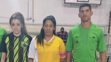 El futsal femenino también disputó sus partidos.  Las Mellis clasificaron a la final  ante Paso de Indio ,que eliminó a La Roma , en la otra semifinal.