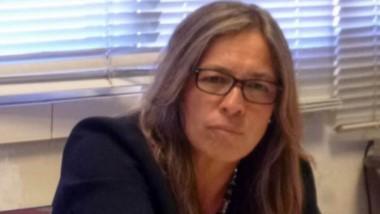Fernanda Révori. Jueza del caso.