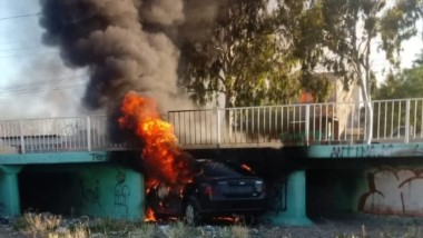 En 2019 hubo un 10% más de vehículos incendiados en Trelew, con respecto al año anterior.