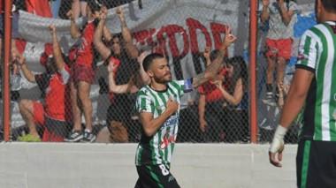 Darío Pellejero podrá jugar mañana ante Gaiman FC en El Fortín. El Tribunal rechazó el pedido de Gaiman FC.